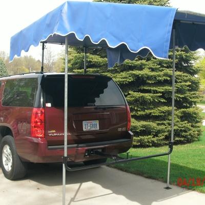 subburb1.JPG & Tailgate Canopy | Genesis Enterprises