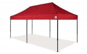 Nebraska e-z up tent